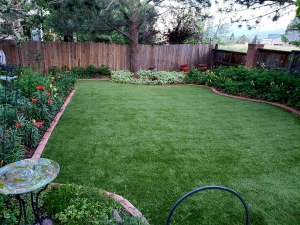 artificial turf garden - CO