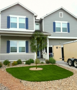 artificial turf for residential yards